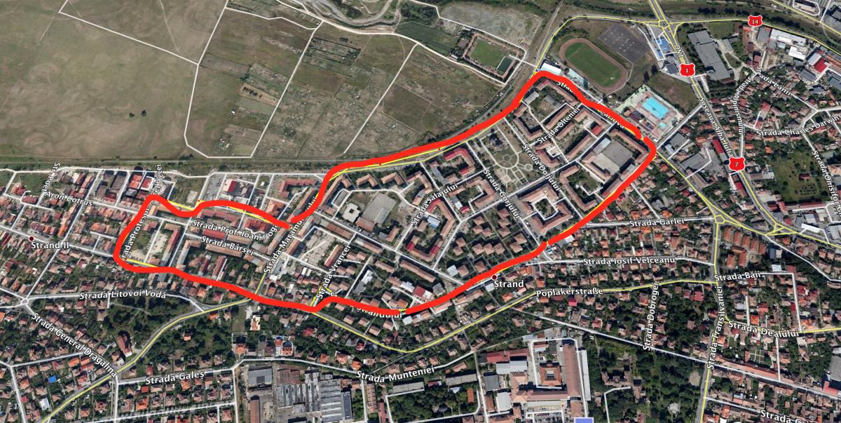 Următoarele reparații de cartiere din Sibiu costă peste 18 milioane de lei