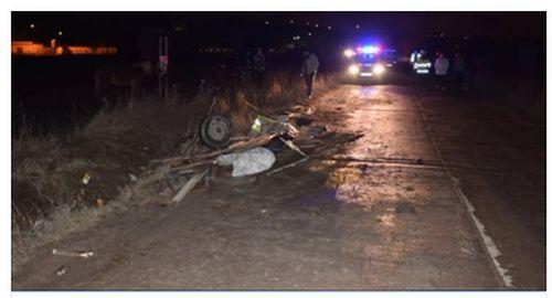 Sibian implicat într-un accident cu șase victime, în Alba. După coliziune a fost atacat cu bâta