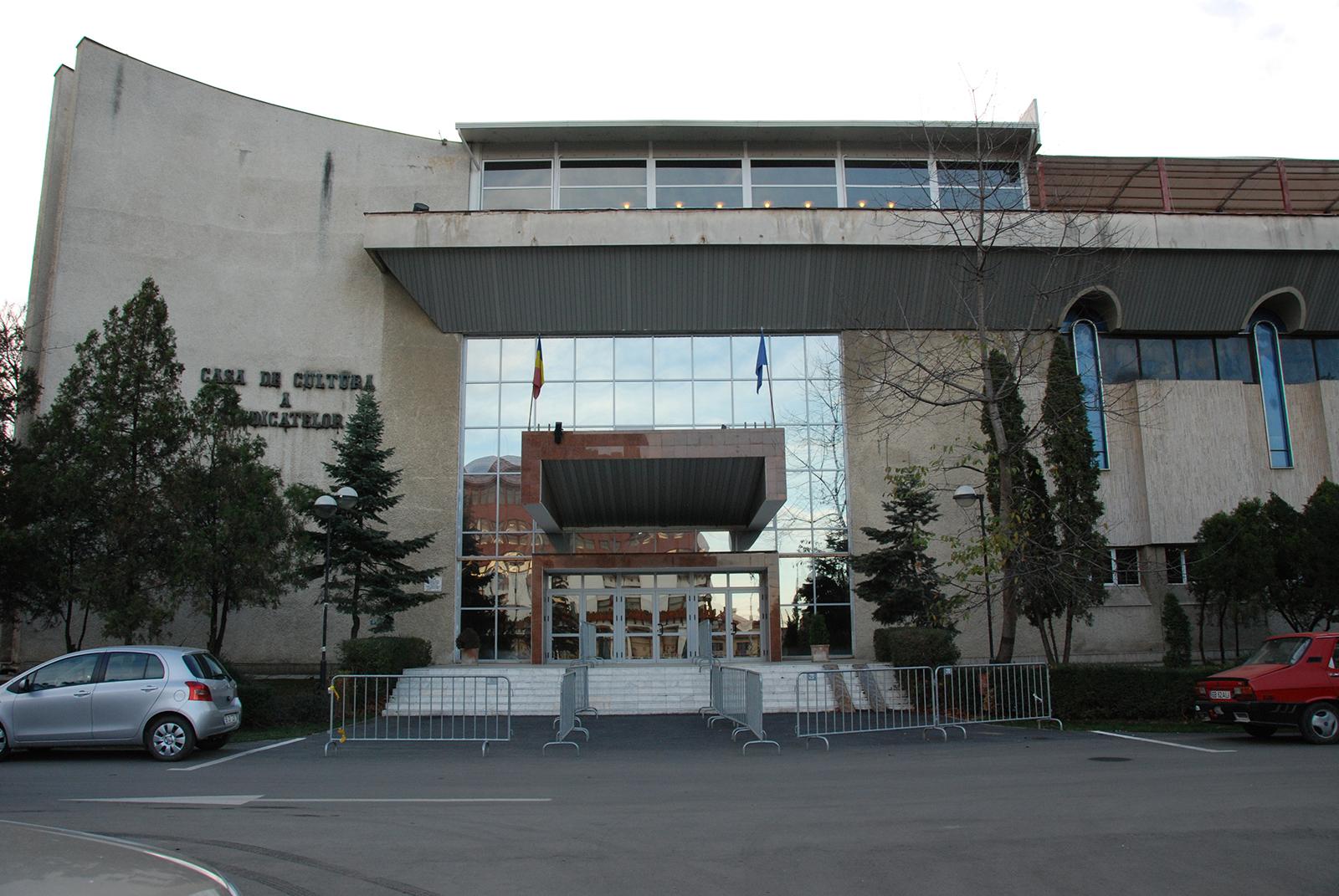 Soarta Casei de cultură a sindicatelor din Sibiu va fi decisă de la București