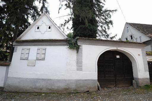 Casa natală a poetului Octavian Goga din Rășinari este mâine deschisă turiștilor