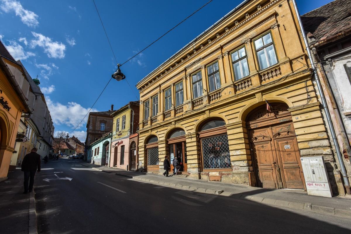 Care sunt primele zone din Sibiu reabilitate în 2018