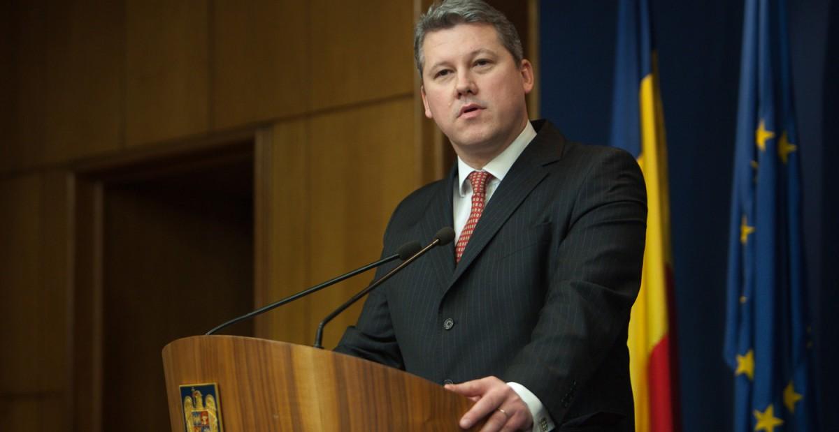 Cătălin Predoiu a demisionat din funcția de președinte al PNL