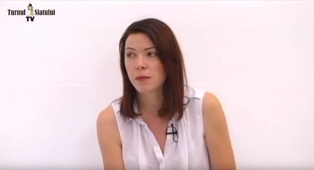 """TSTV Cătălina Costache, director executiv Fundația Polisano. """"Am pierdut doi copii care erau pe lista de așteptare. Din păcate sunt vârful aisbergului"""""""