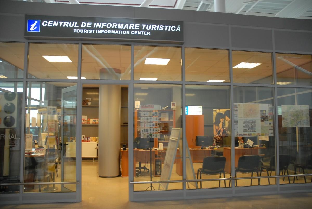 Aeroportul din Sibiu rămâne fără Centrul de Informare Turistică