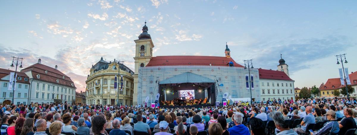 Sibiul se pregătește să primească 300 de artiști în cadrul festivalului Classics for Pleasure