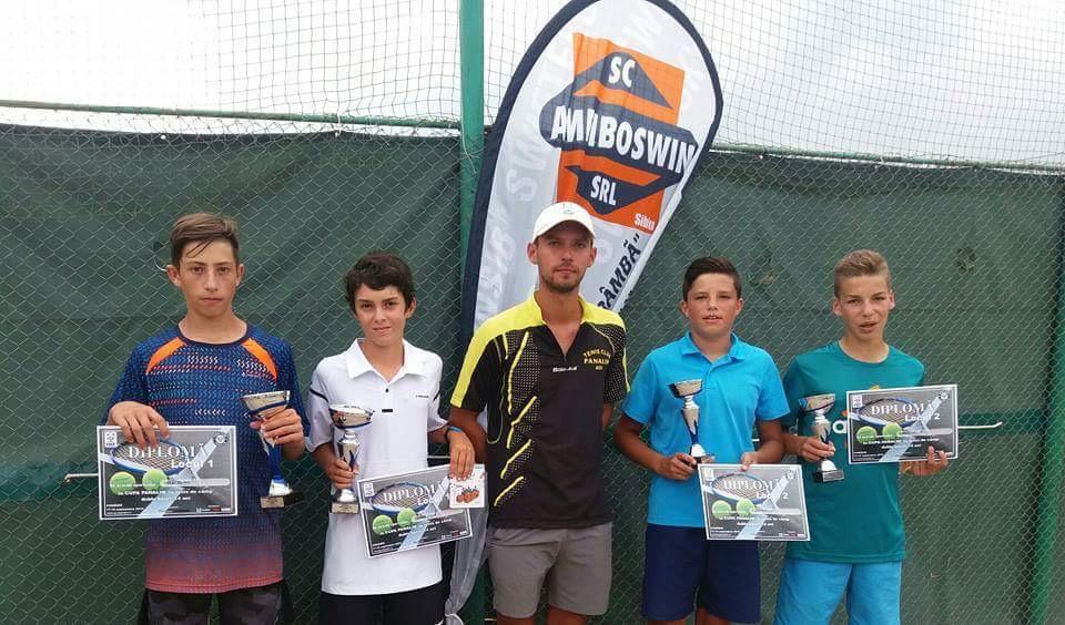 Cupa Panalim la tenis de câmp. Câștigătorii