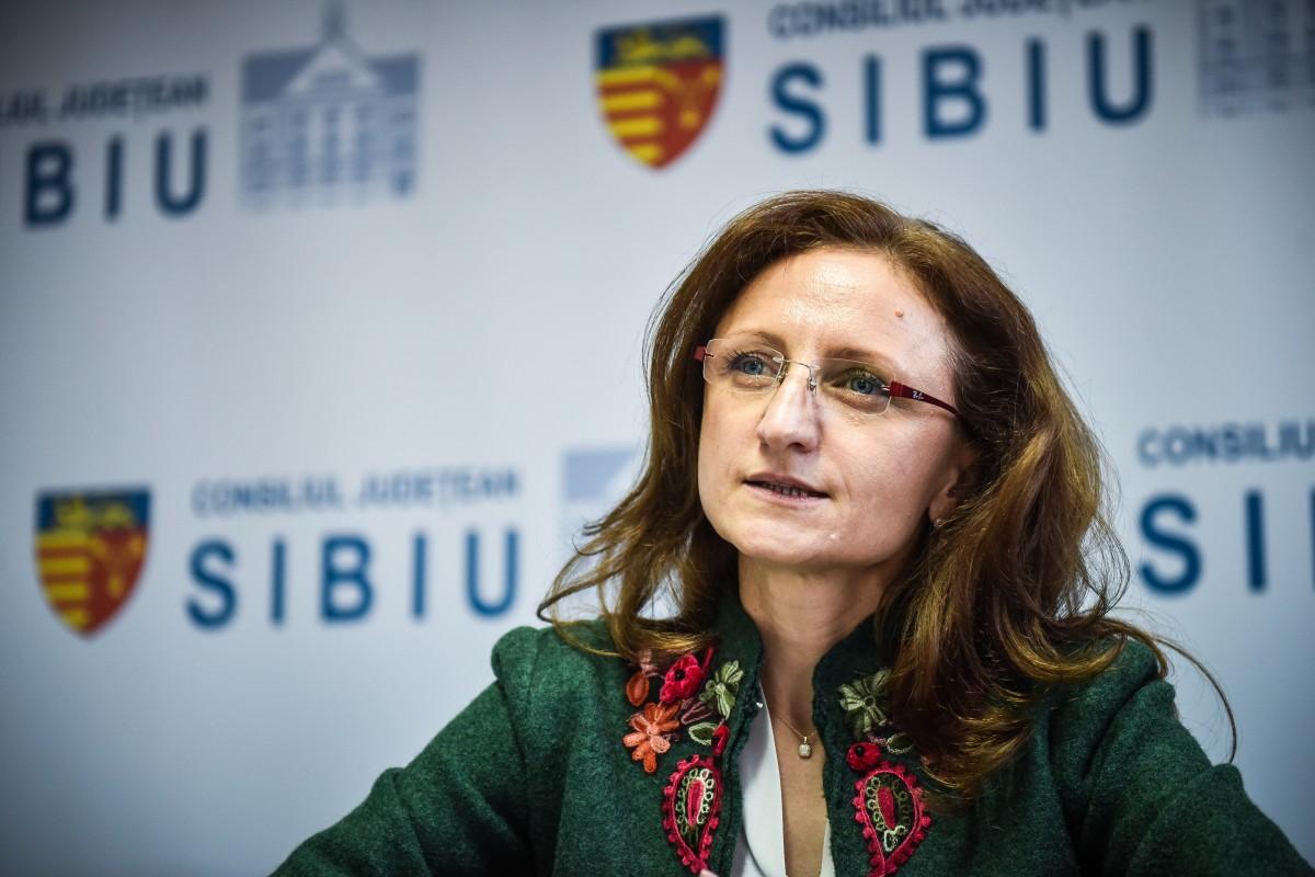 """Județul Sibiu are un buget de două ori mai mare decât cel de anul trecut. """"Dar nu e bine!"""""""