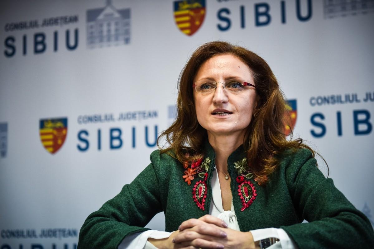 """TSTV Daniela Cîmpean, despre bugetul 2018: """"Vom închide caloriferele"""""""