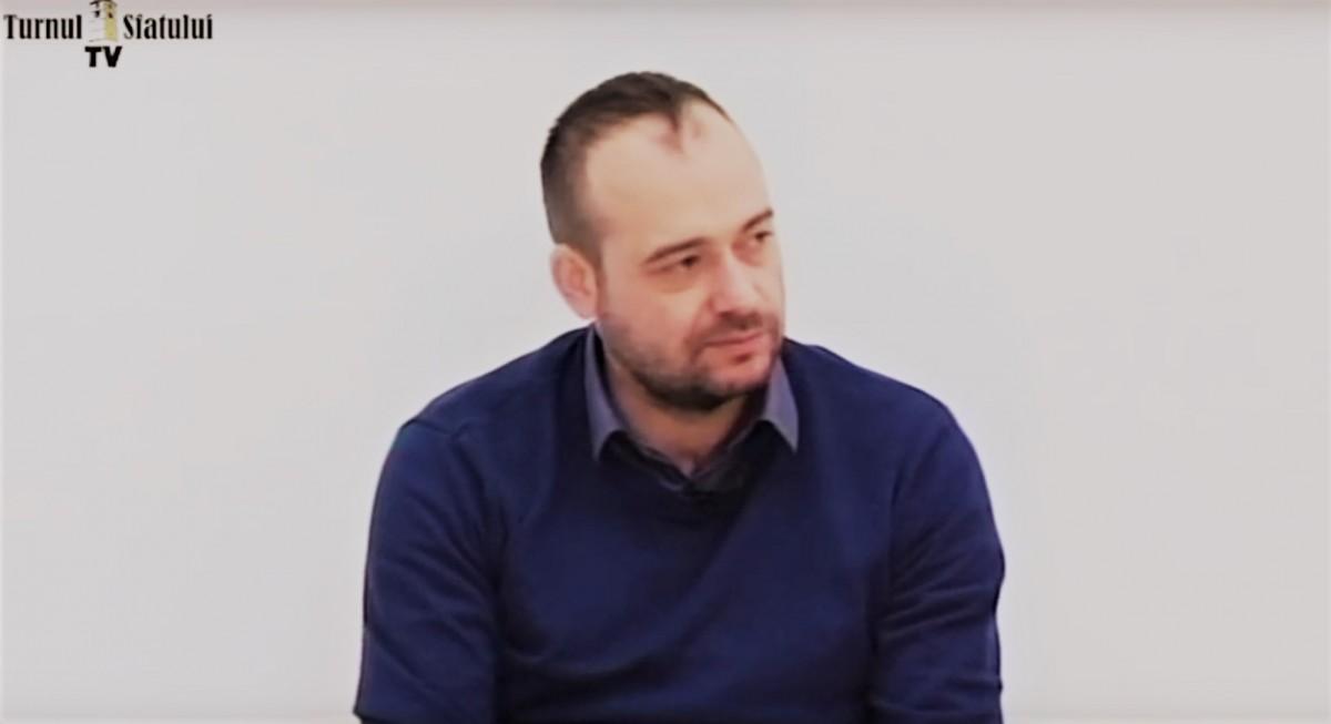 """TSTV Ciprian Ciocan. """"Pot să renunț sau să plec în altă țară"""""""