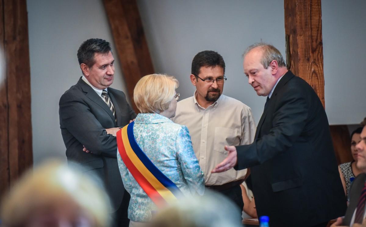 Ce va aduce summit-ul Sibiului? Un nou viceprimar