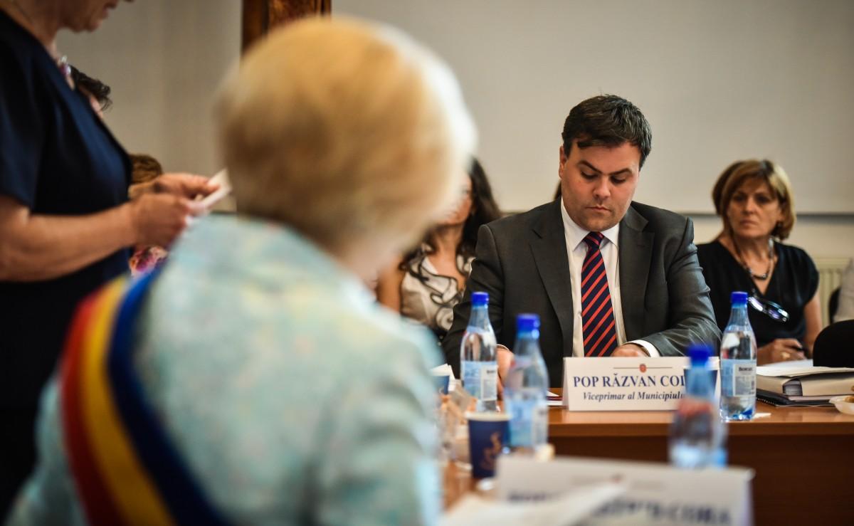 """PSD cere demisia viceprimarului Răzvan Pop: """"locul dânsului e lângă musulmani"""""""