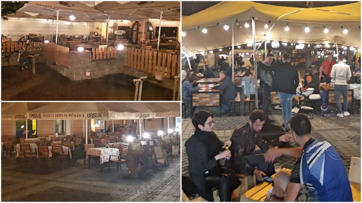 Revolta restaurantelor din centru: organizate din banii noștri, festivalurile de mâncare ne înjumătățesc veniturile