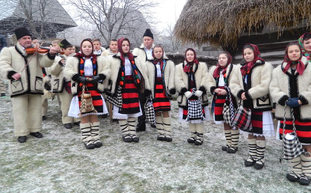 """""""Iată, vin colindători"""" la Sibiu"""