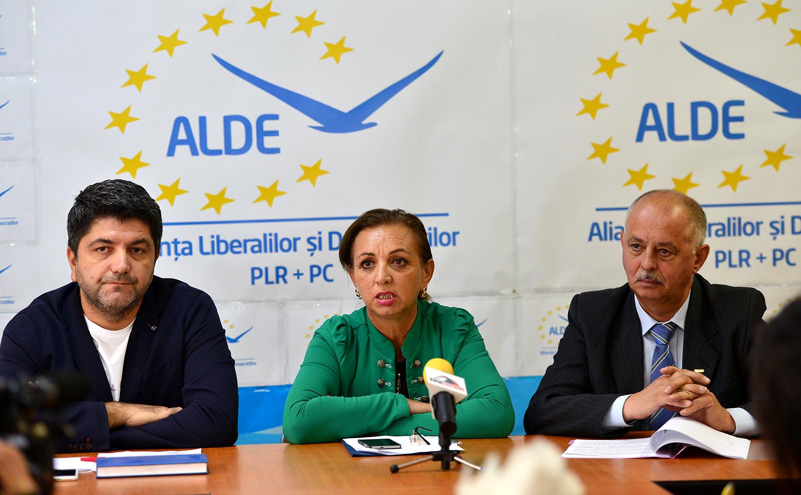 Consilierul Dana Varga, la Sibiu: