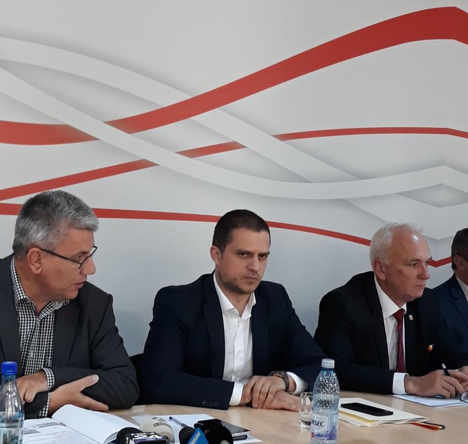 Bilanţul ministrului Turismului, preşedintele PSD Sibiu, cu privire la activitatea desfăşurată la Ministerul Turismului cu impact şi pentru locuitorii judeţului Sibiu (CP)