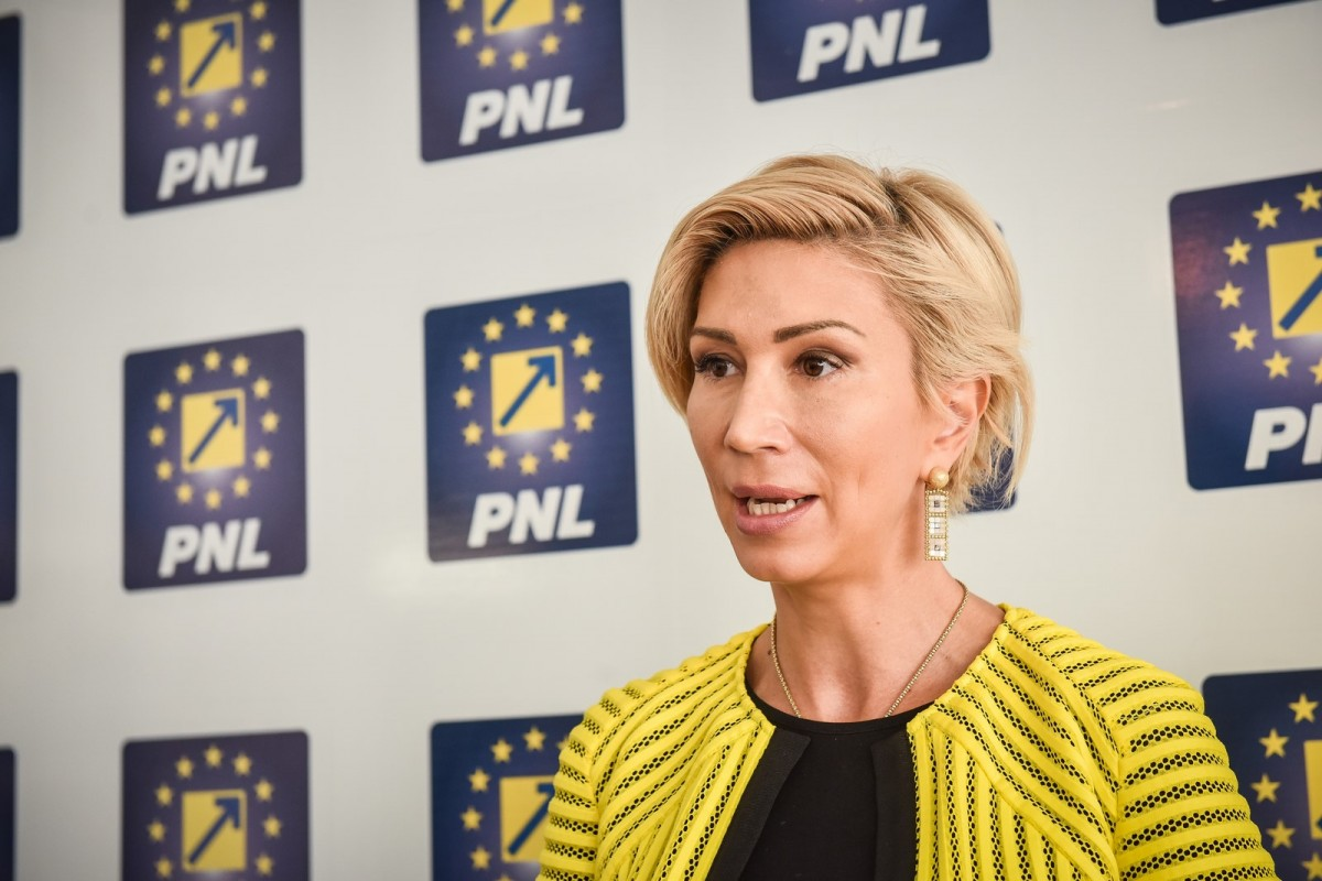 Turcan: Nu doresc să candidez la președinția PNL. Sunt doi candidați și e posibil să apară și alții