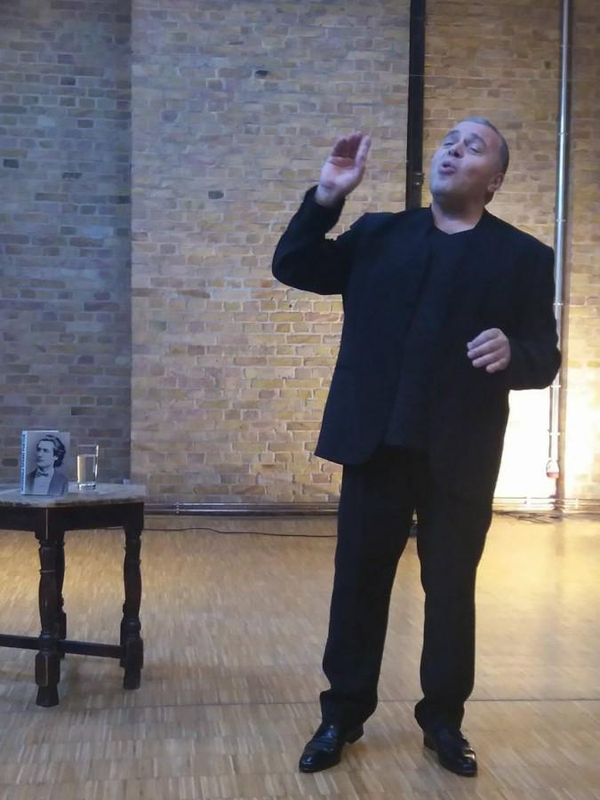 Constantin Chiriac a susținut două recitaluri la Berlin
