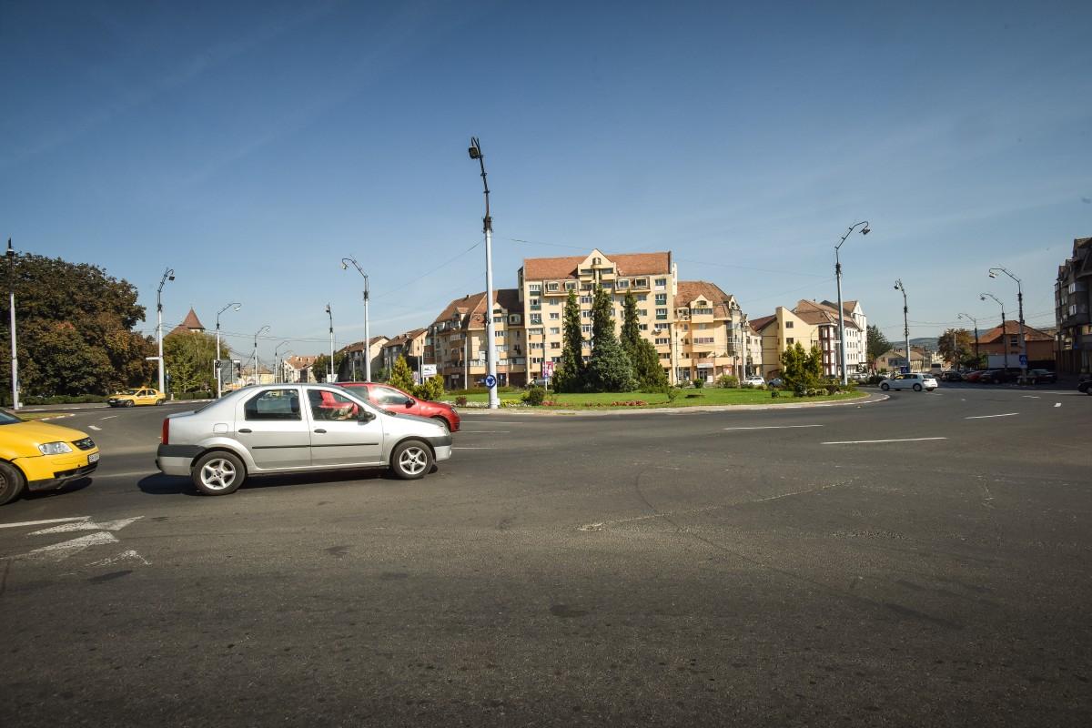 Lucrări de reparații pe strada Moldoveanu, Gării și un tronson al bulevardului Corneliu Coposu