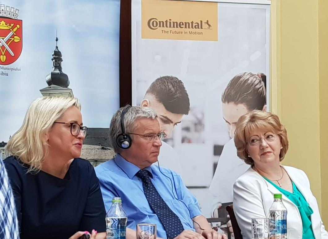 Cel mai mare angajator din Sibiu recrutează încă 500 de oameni. Mulți relocați din alte zone ale țării