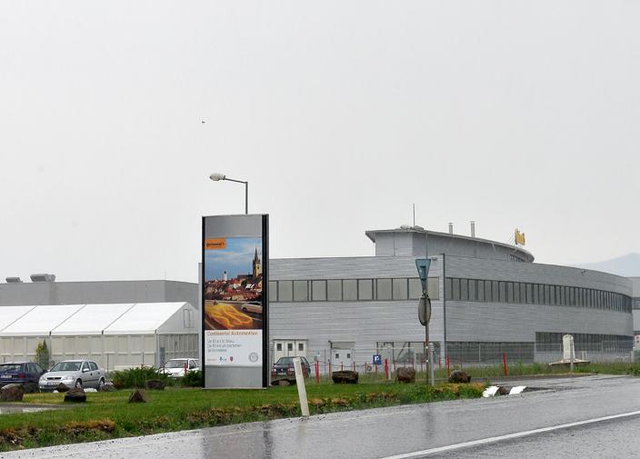 Continental investește într-o nouă clădire la Sibiu și angajează încă o mie de oameni