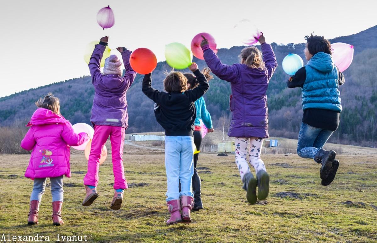Proiectele maratonului .(16) Aleargă pentru integrarea copiilor din centrele de plasamentîn comunitate