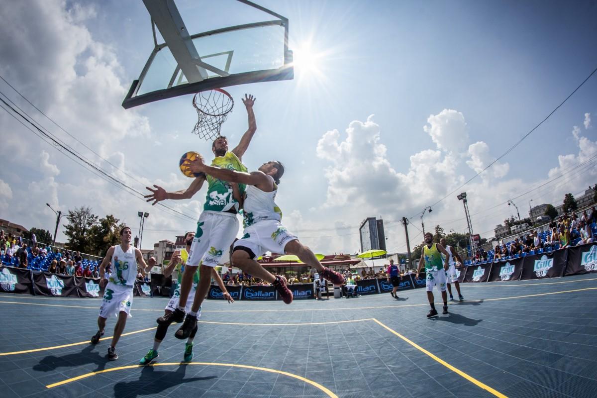Peste 40 de echipe se vor duela în weekend la Sibiu Streetball