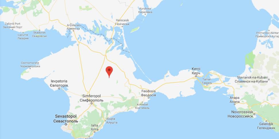 Explozie la un colegiu din Crimeea. Înainte de aceasta s-au auzit împușcături