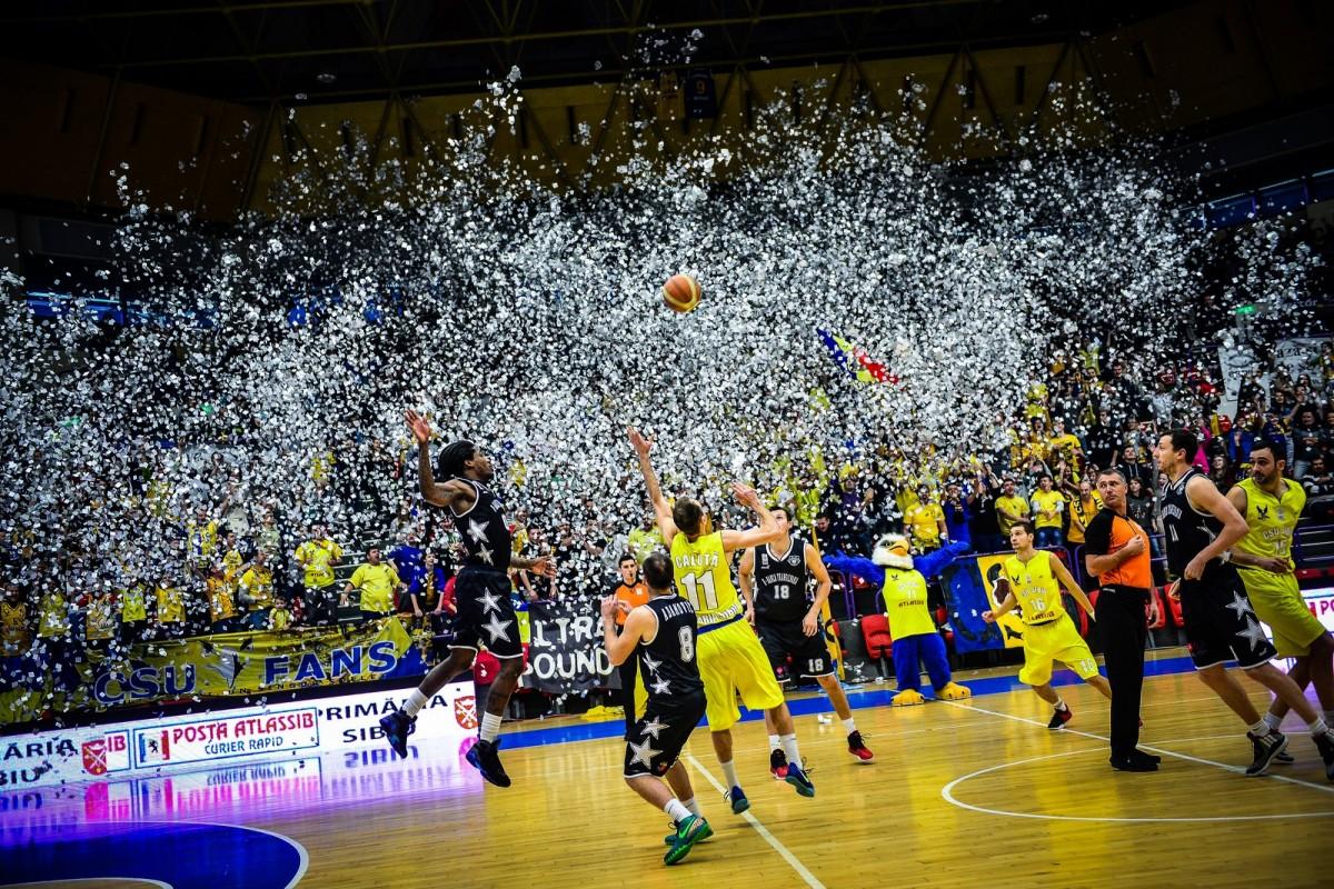 Momentul adevărului din play-off. CSU Sibiu încearcă să dea lovitura la Cluj şi să obţină calificarea la Sibiu