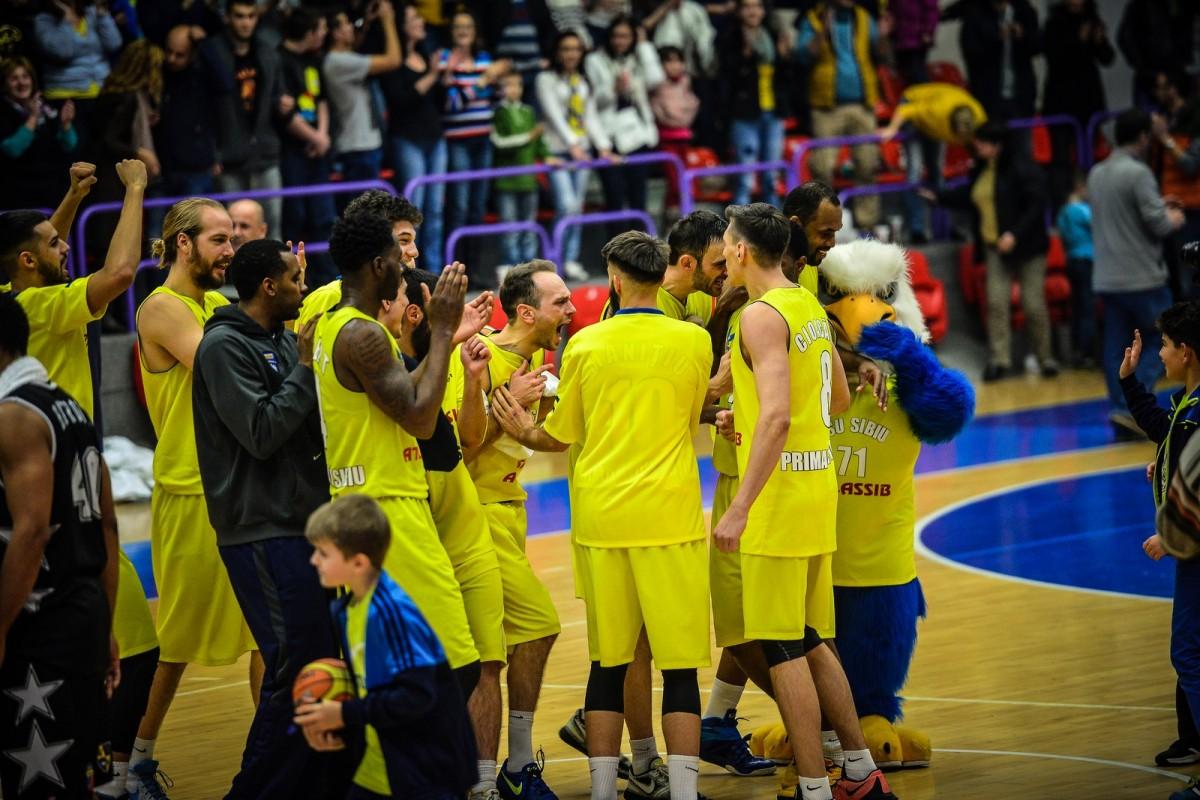 Steaua – CSU Sibiu. Sibienii încep anul cu un meci de încӑrcӑturӑ maximӑ