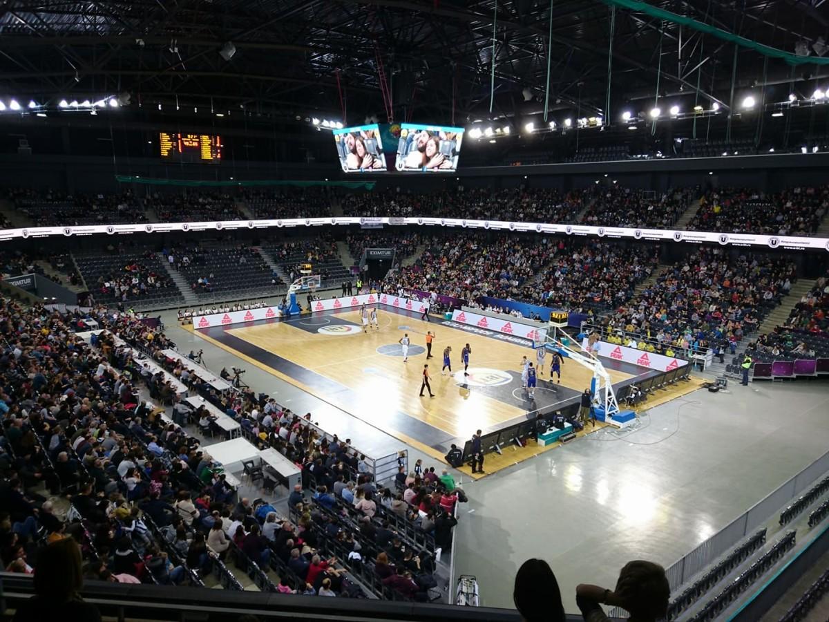 BC CSU Sibiu luptă cu Dinamo, pentru accederea în finala Cupei României