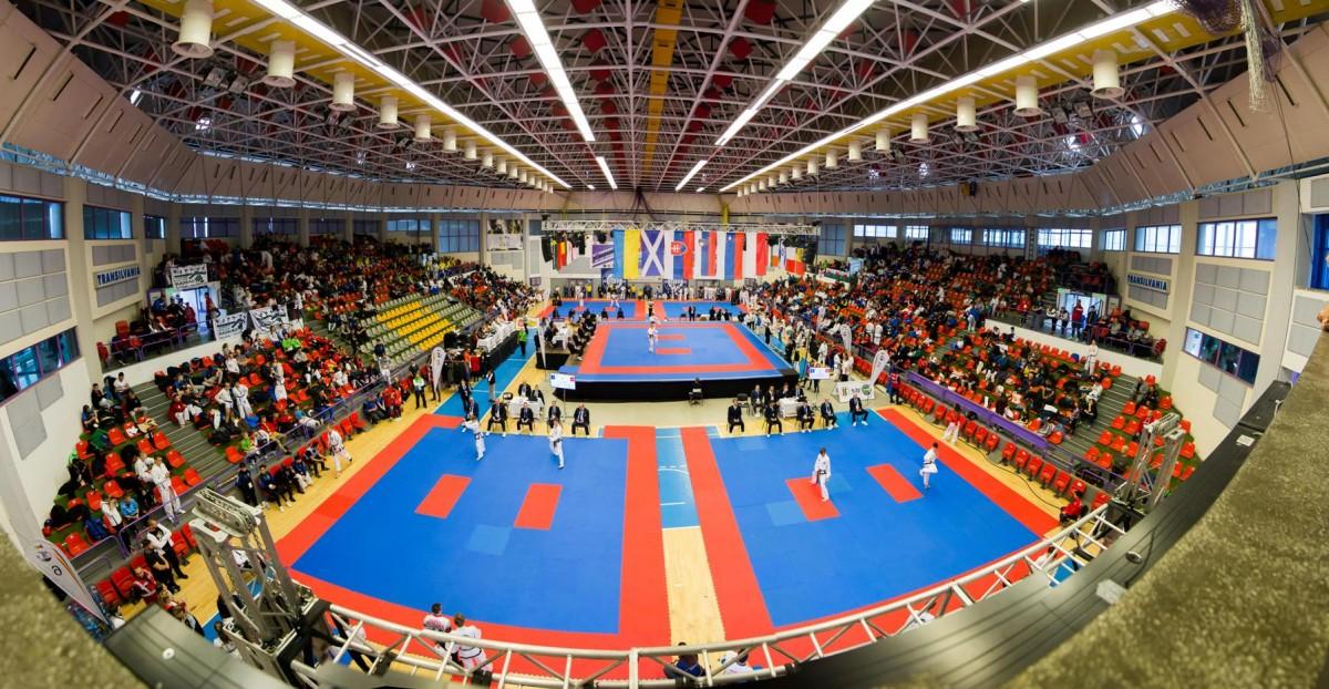 România, locul 3 în clasamentul general la Cupa Europei la Taekwon-do ITF Sibiu 2018