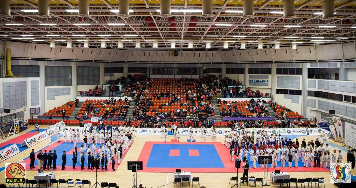 Peste 400 de sportivi la Cupa României la Taekwon-do, în weekend la Sibiu