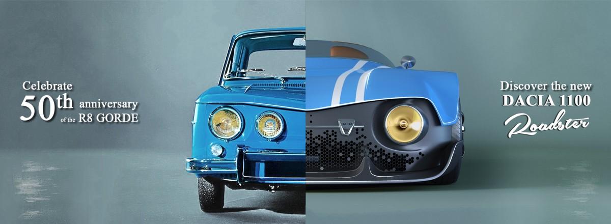 FOTO – VIDEO Un sibian a a creat cea mai frumoasă Dacia 1100 din istorie