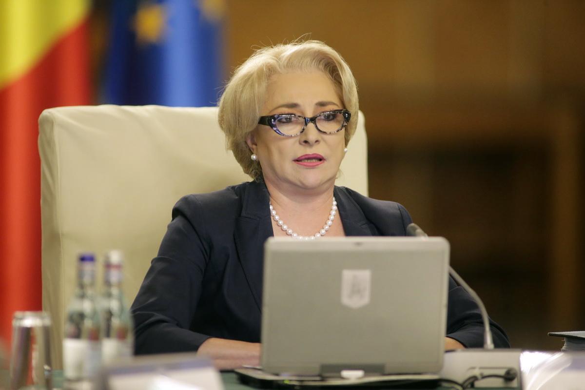 Video   Viorica Dăncilă, o nouă gafă: Reducem democrația ... reducem birocrația