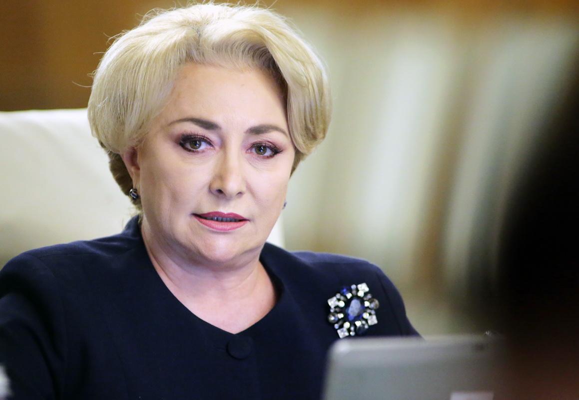 """Noua gafă marca Viorica Dăncilă: România a """"devastat"""" Franța, Germania și Italia"""