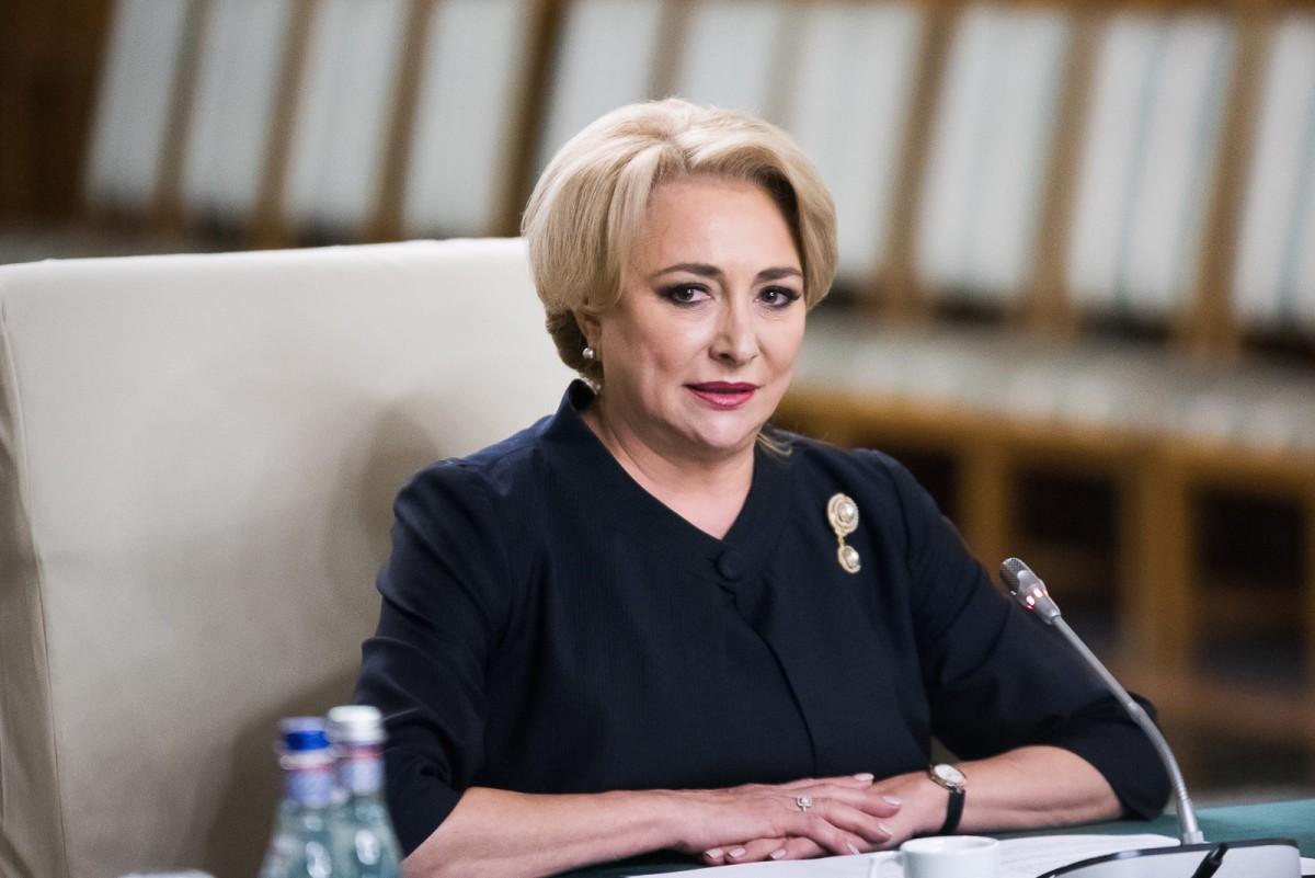 Dăncilă a trimis la președinție cele trei propuneri de miniștri