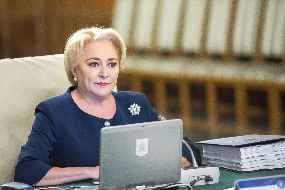 Noua gafă a premierului Dăncilă. A pocit prenumele premierului Bulgariei   VIDEO