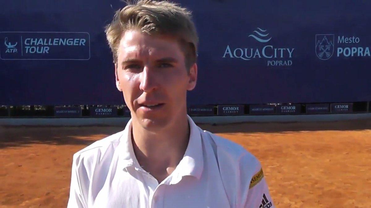 Germanul Cedrik-Marcel Stebe a câștigat Sibiu Open