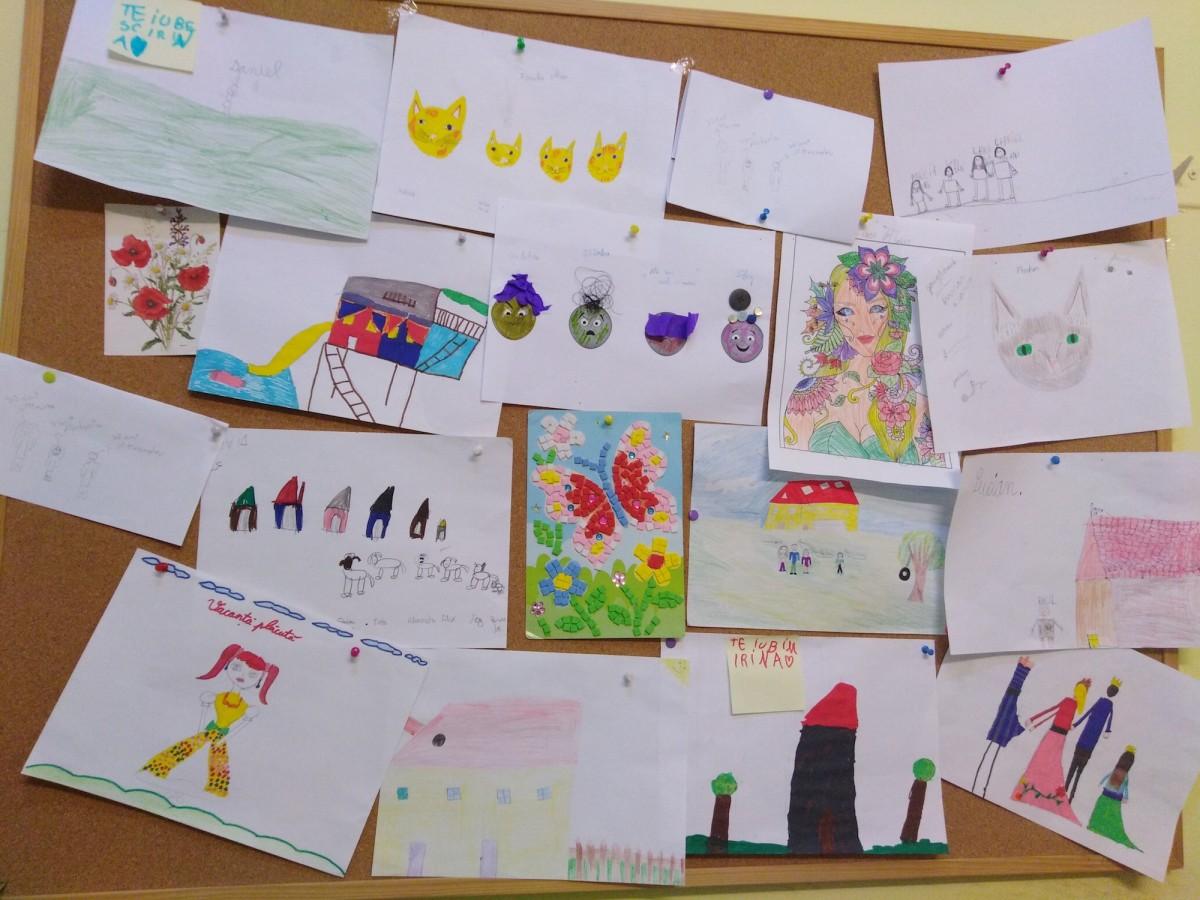 Suport din partea Primăriei Sibiu pentru copiii cu părinții plecați în străinătate (CP)