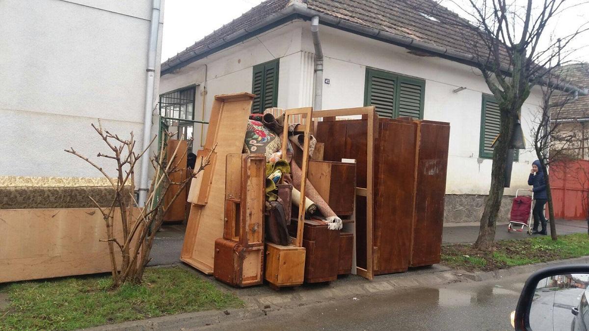 Mai 2019: Soma organizează campanie de colectare a deșeurilor voluminoase