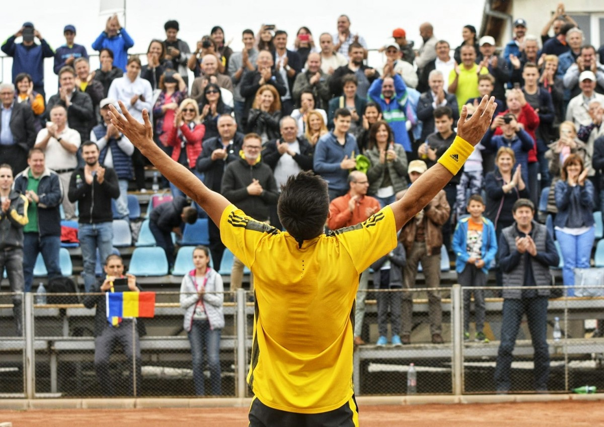 VIDEO: Dragoș Dima câștigă titlul Sibiu Open
