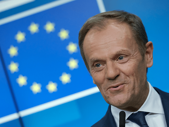 Donald Tusk către liderii UE: Vă propun să adoptăm Declaraţia de la Sibiu