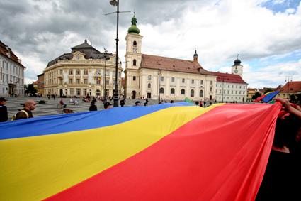 Ziua Drapelului Național, celebrată mâine în Piața Mare