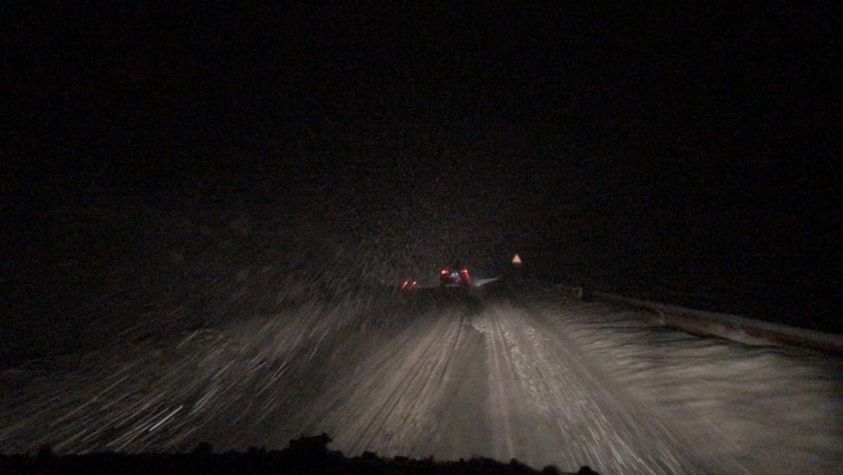 VIDEO. Drumul spre Păltinișeste deschis