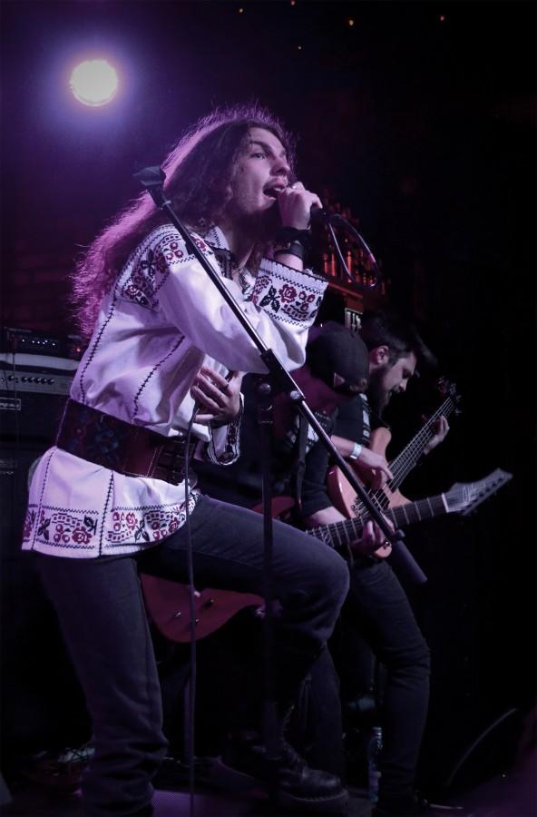 "VIDEO - O trupă rock din Sibiu va reprezenta România la ""Wacken Metal Battle"""
