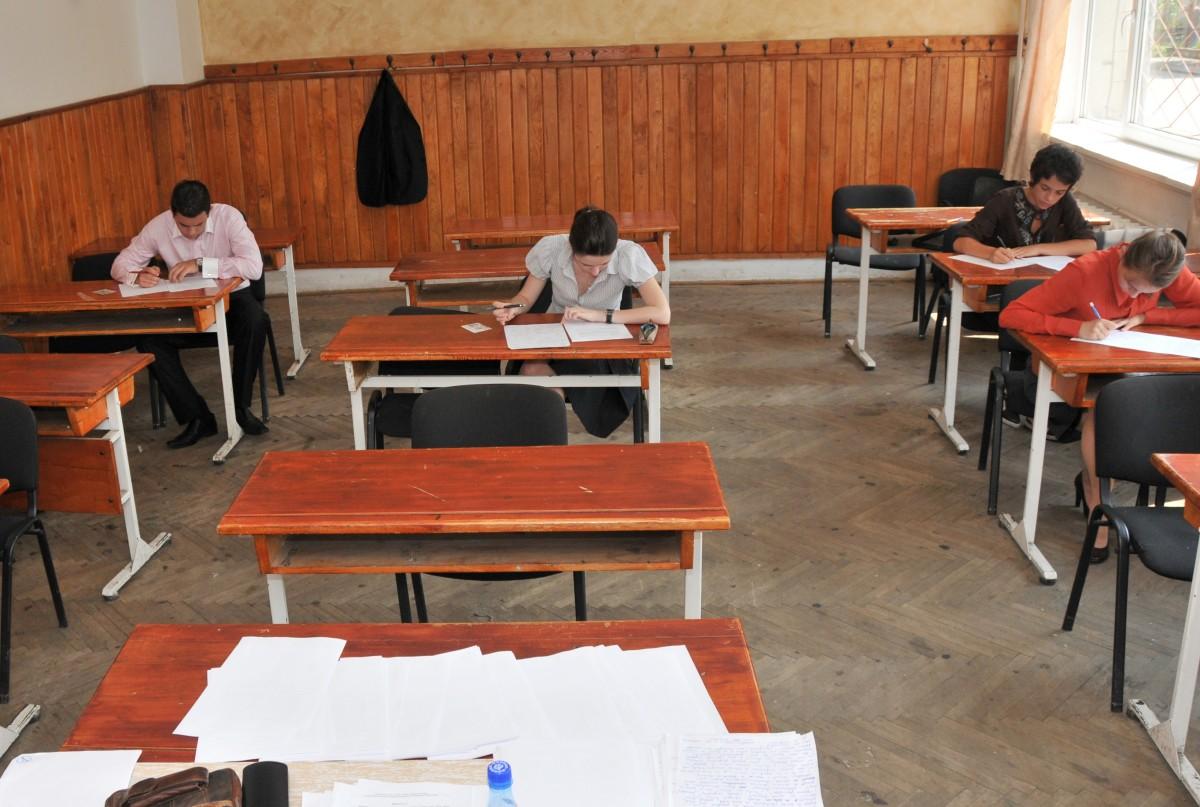 A început Evaluarea Națională aabsolvenților clasei a VIII-a. Câți elevi susțin examenele în județul Sibiu