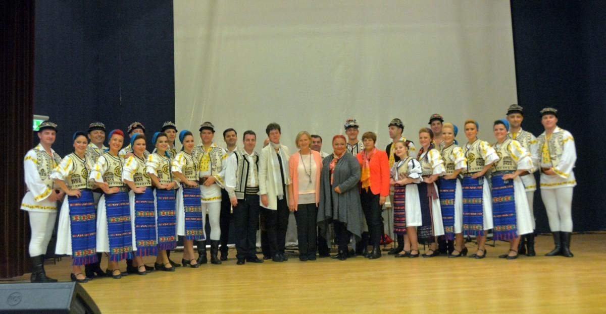 """,,Junii Sibiului"""" al nouălea turneu în Germania"""