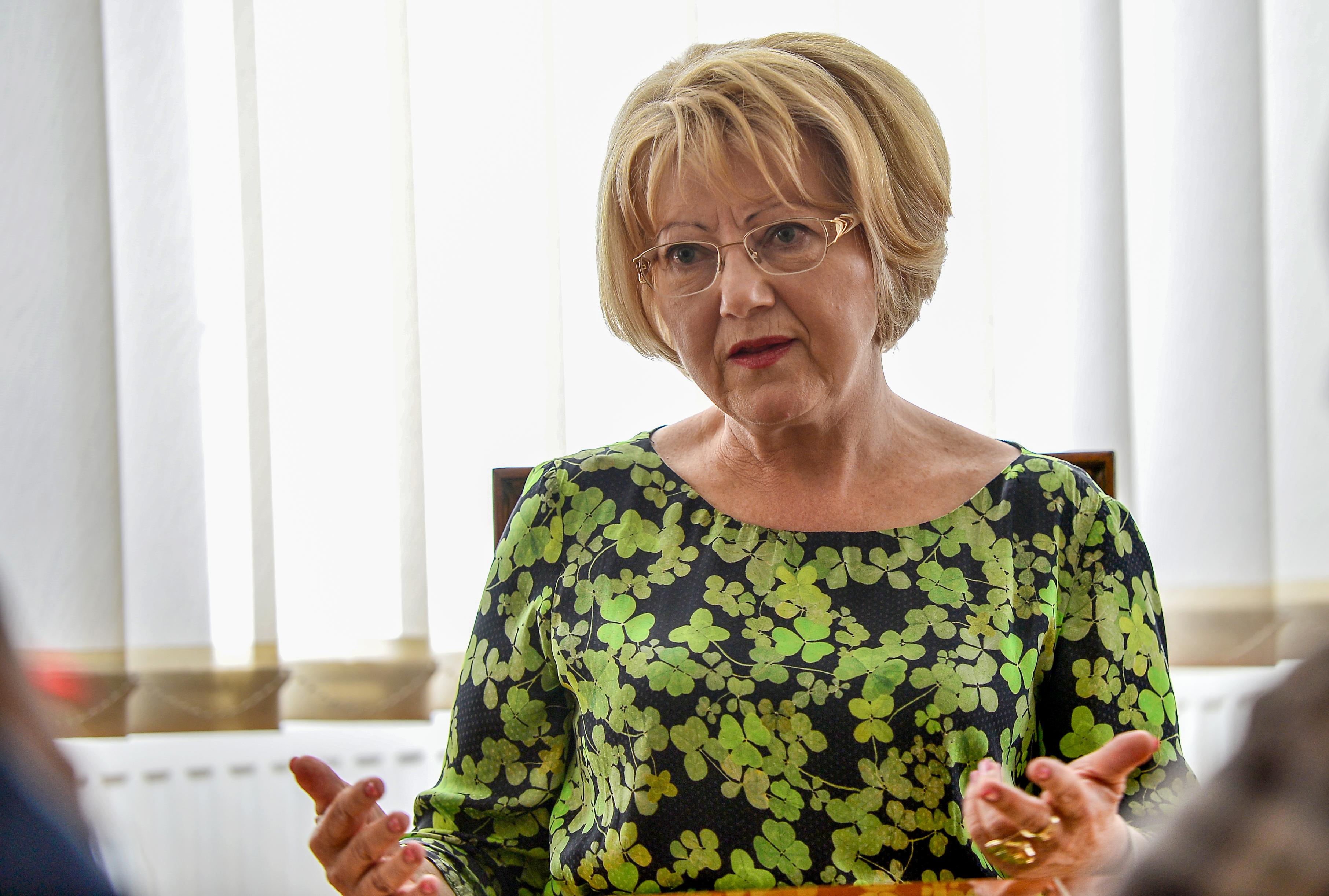 Astrid Fodor: Domnul Popa are toate șansele să ajungă primar. Discutăm după alegeri