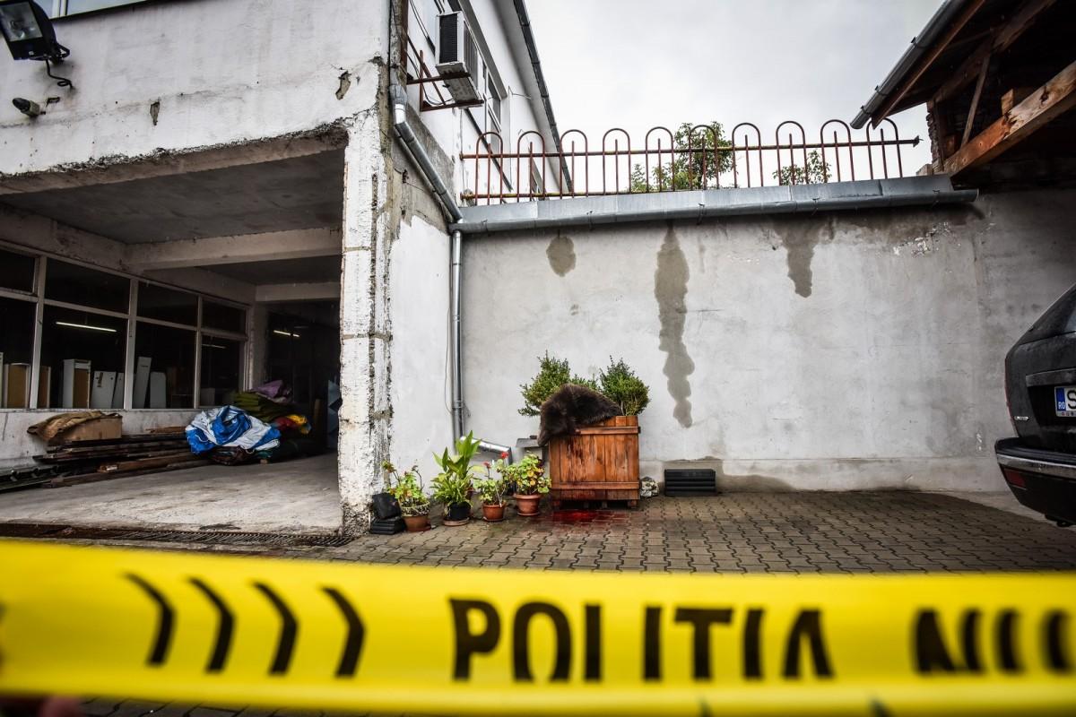Șeful IPJ spune că ordinul de ucidere a ursului a fost dat de un polițist din subordinea sa