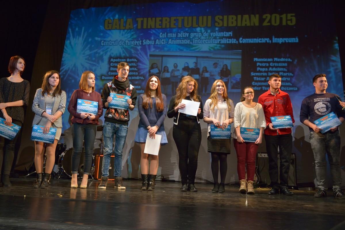 Încep înscrierile pentru Gala Tineretului Sibian